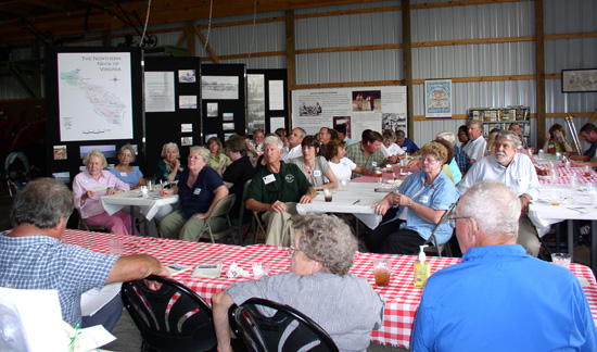 Host an event at The Farm Museum